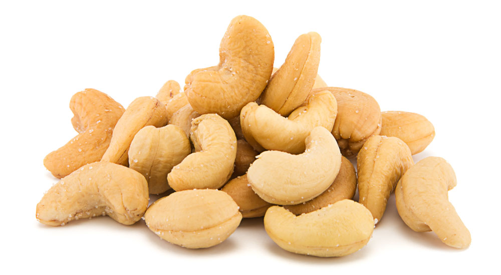 cashew nuts benefits